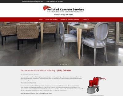 Creative Polished Concrete