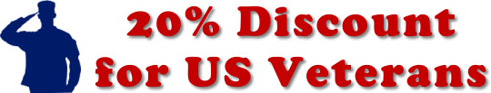 Web Design Veterans Discount